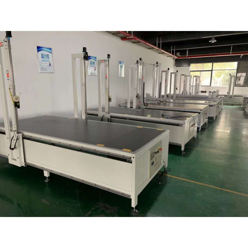 hot wire cnc foam cutting machine with turntable for 3D/4D models