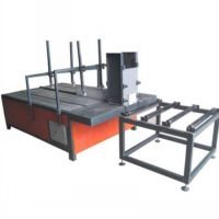 Linear foam coating machine from China